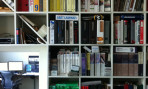 1000 BOOKCASE GRIFFITH ARCHITECTS