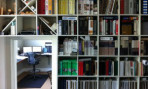 1000 OFFICE BOOKCASE GRIFFITH ARCHITECTS